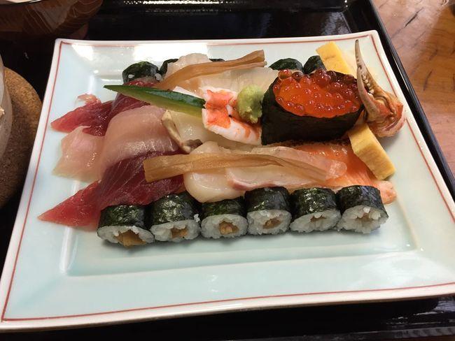 "Tank Sushi(戦車寿司) ""栗崎屋""Oarai,Ibaraki pref.(大洗町、茨城県)Japan. http://girls-und-panzer.jp/ Japan Photography Tank Sushi EyeEm 茨城 大洗 Japanese Food Food WASHOKU"