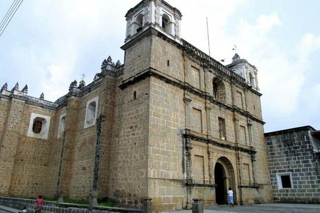 Antigua Guatemala Traveling In Guatemala