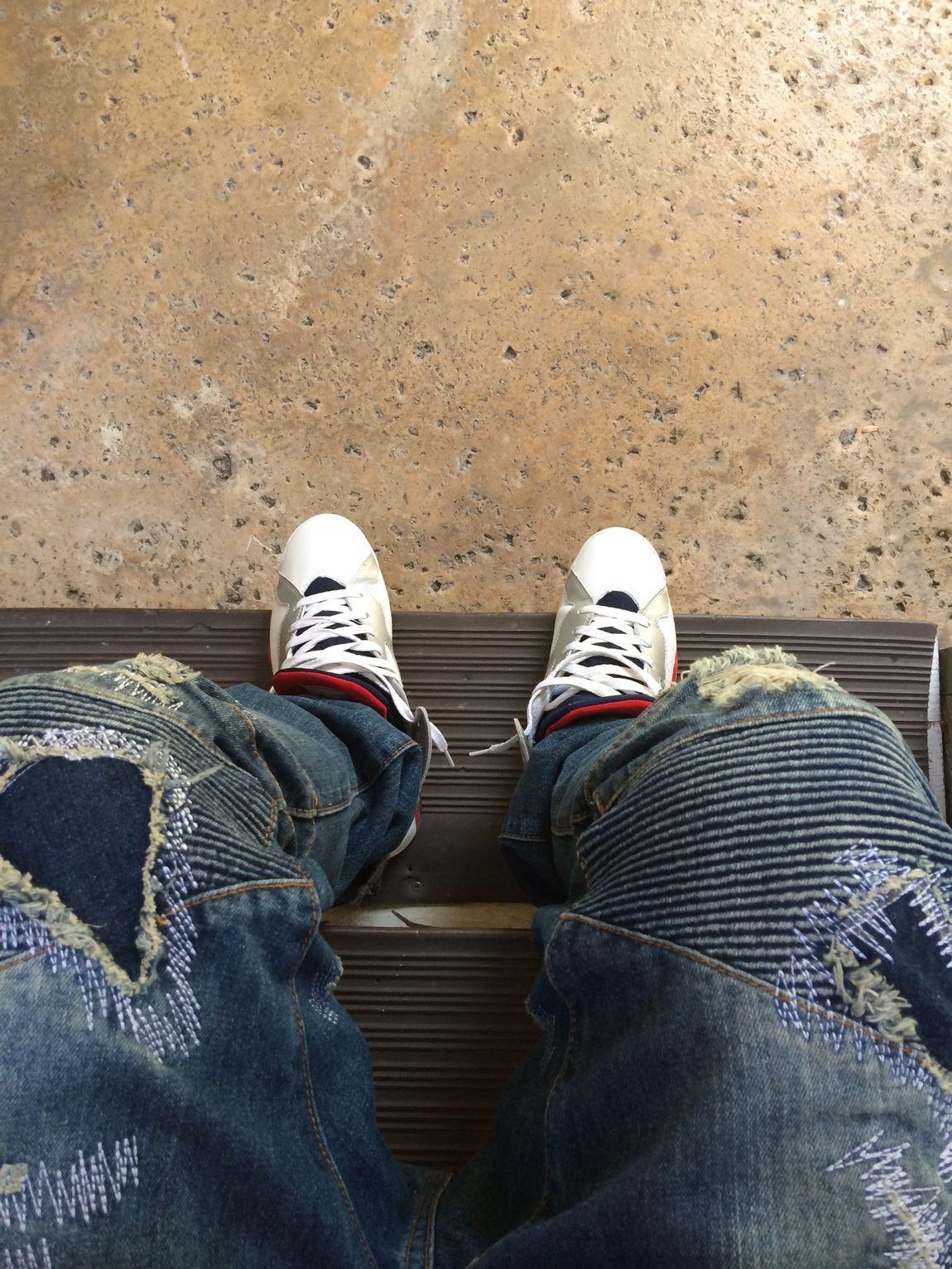 Small work ..... PAPERUP Balmain Jordans
