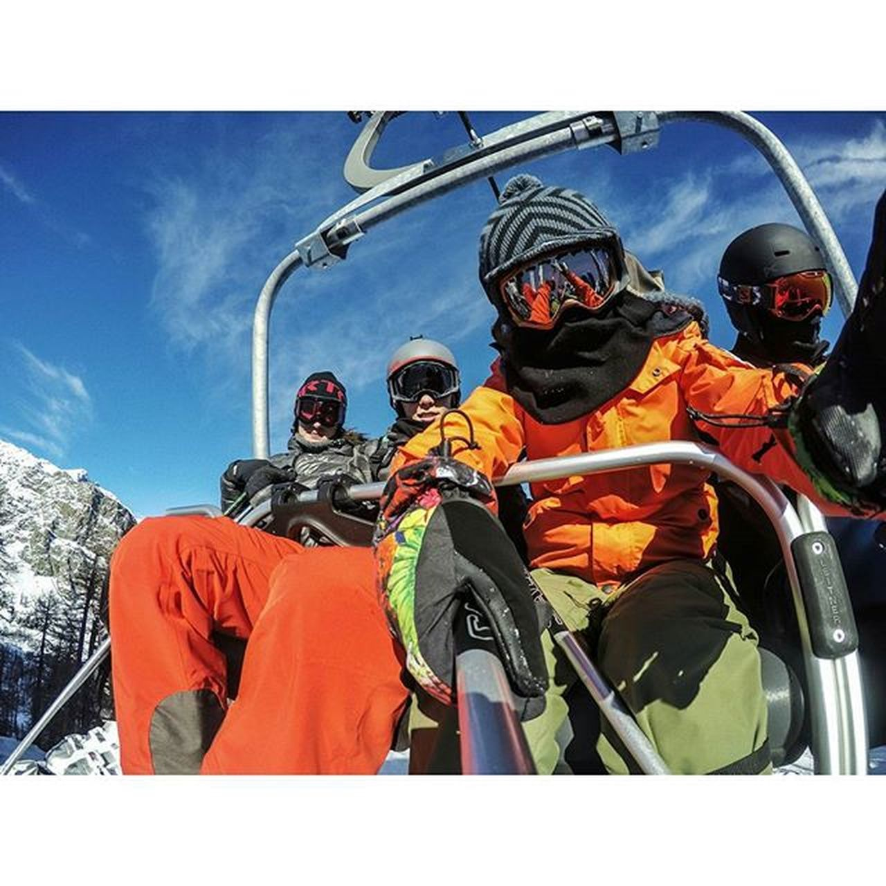 Are u ready? Theseason ❄🎿🏂 Sun Snow Style Swag Winter WinterSeason Ski Snowboard Bluesky Family Wintersport Gopro Goprostyle Goproextreme Goprowinter Goprofamily Heroes Smile Happiness Soul Freedom