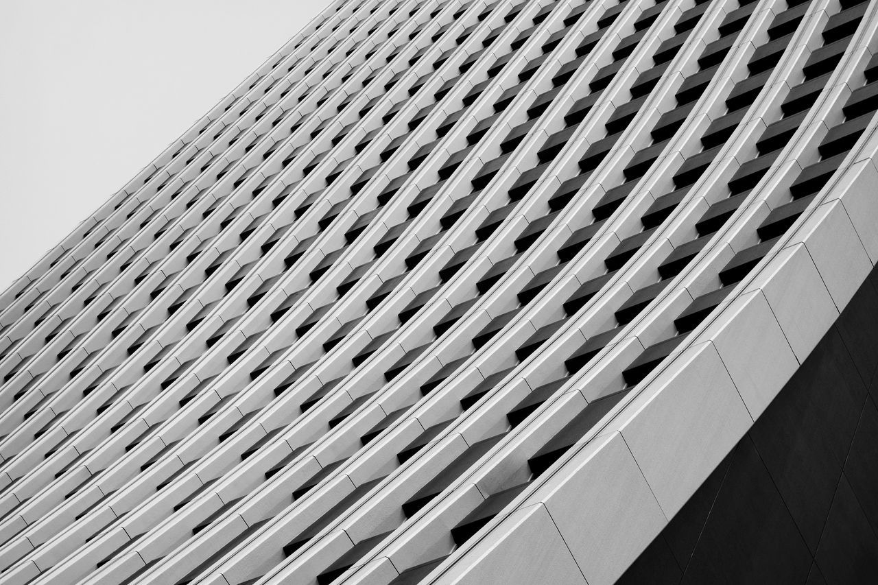Abstract Photography Architecture Blackandwhite Built Structure Façade Minimalism Pattern Repetition