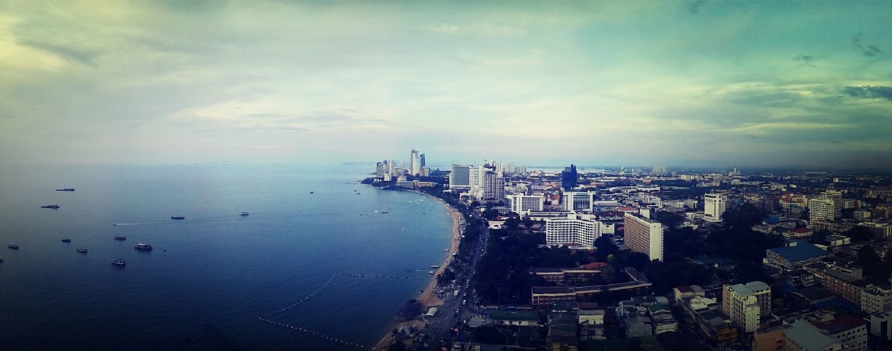 Pattaya Beach 34th Floor Hilton Hotel