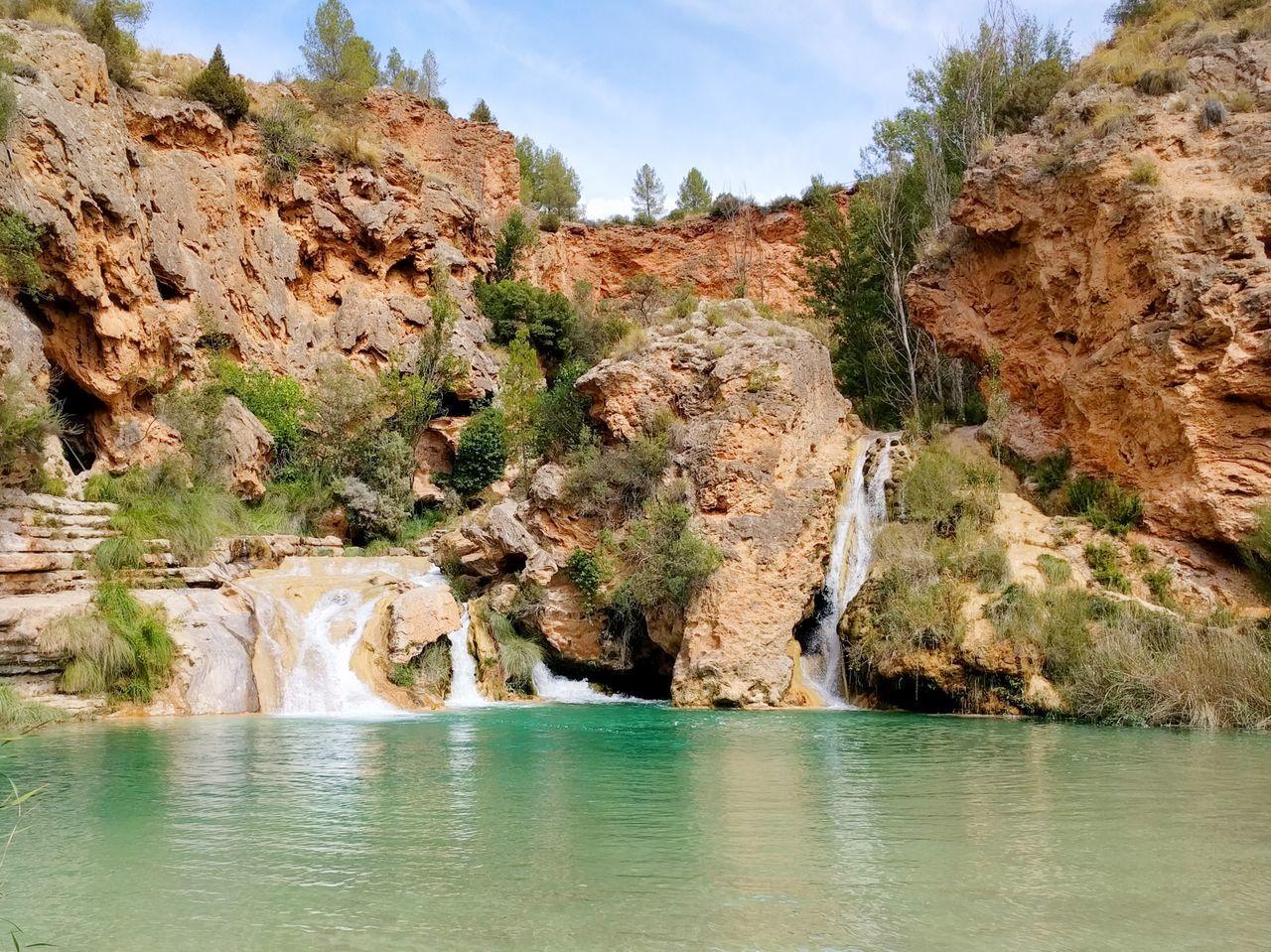 Beautiful day in Las Chorreras, Enguídanos (Spain) ⏺ Bonito día en Las Chorreras, Enguídanos (España) Las Chorreras Enguídanos SPAIN España Landscape Paisaje Water Agua Beautiful Bonito