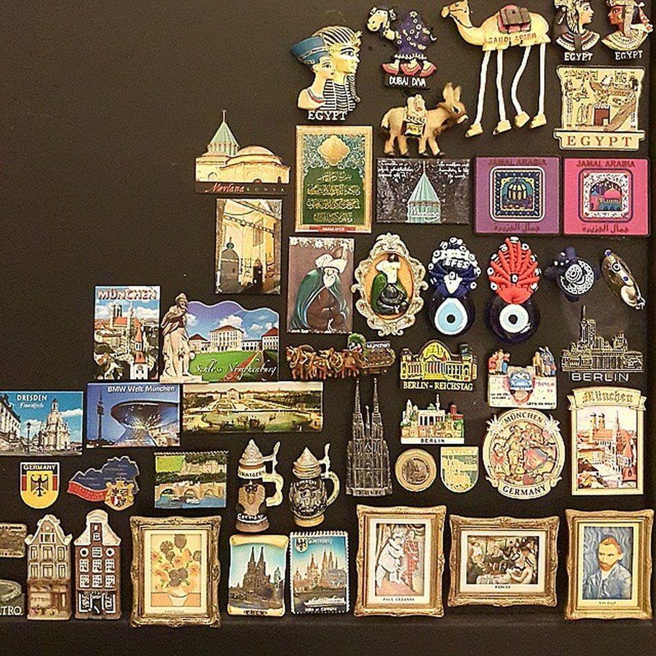 Magnet collections of Dubai, Egypt, Germany PrivateCollections PersonalCollections Collections Travelmania Travelers Dubai egypt munich berlin dresden cologne munchen nymphenburg germany