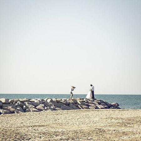 Photooftheday Beach Instamoment Bibione Wedding Sea