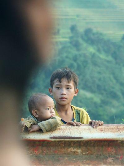 Kidsportrait October2015 Kidsphotography Mucangchai Vietnam Travel Photography