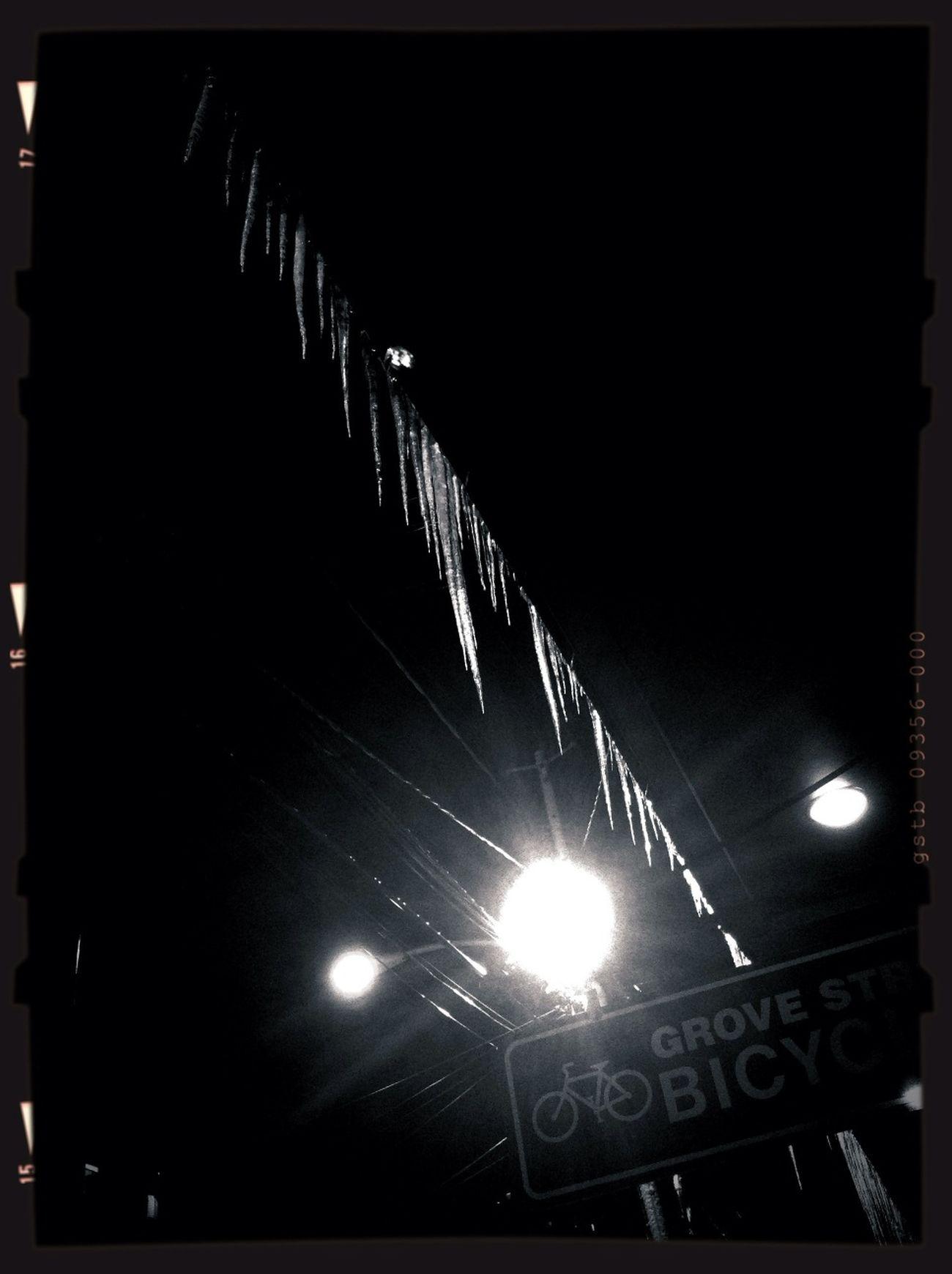 Ice Drops...