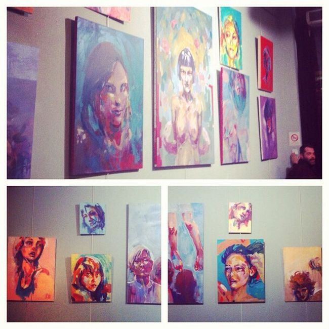Exhibition Art Paris Good Times