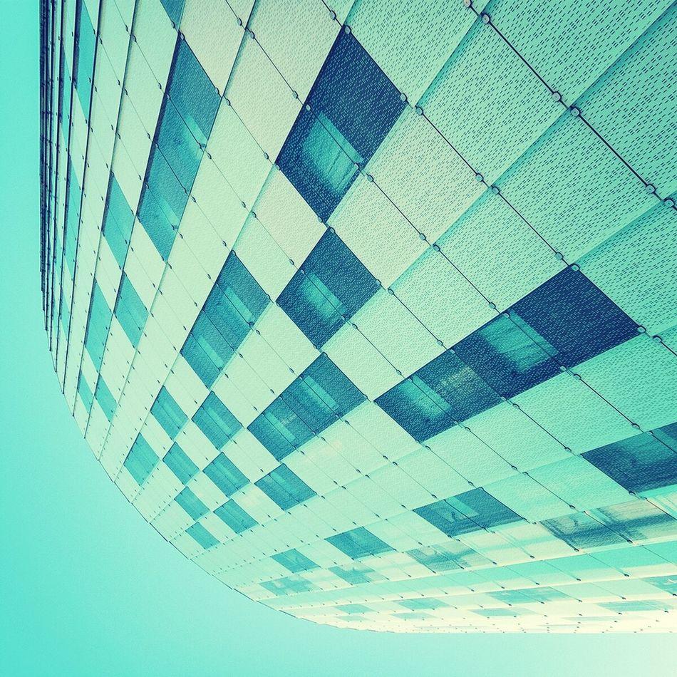 Glass fan | Abanico de cristal Architecture Urbanexploration Glass Exploring