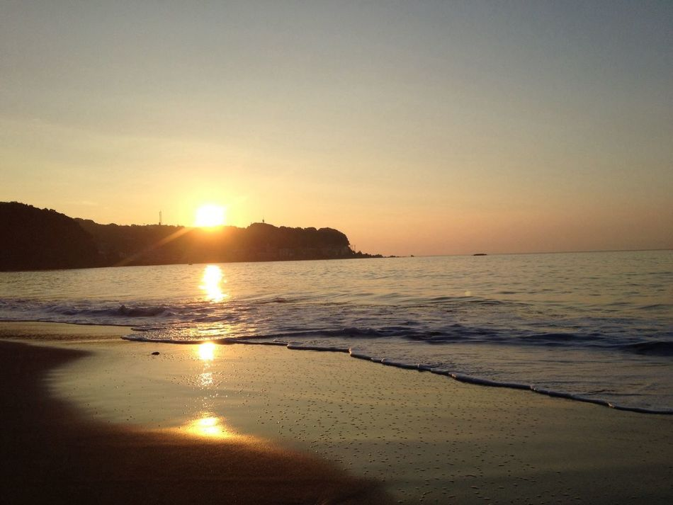 Sunrise Good Morning Life Is A Beach Traveling