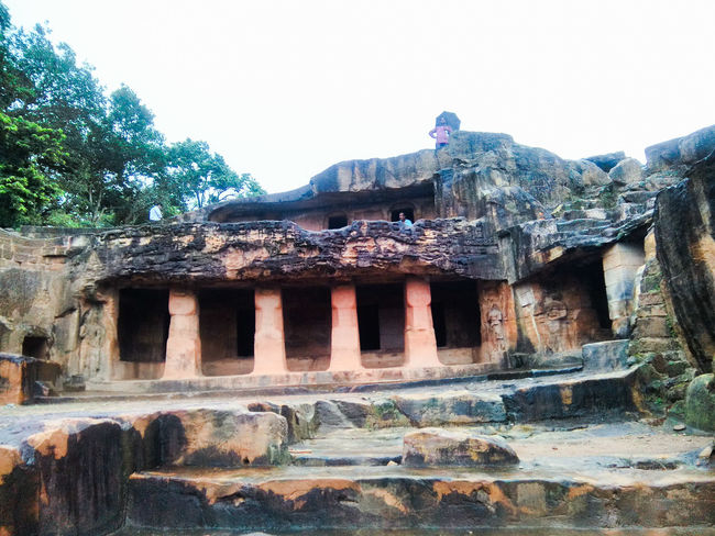Udayagiricaves Khandagiricaves Caves Photography Caves Hidden Gems  Carved Rock in Bhubaneswar Odisha India