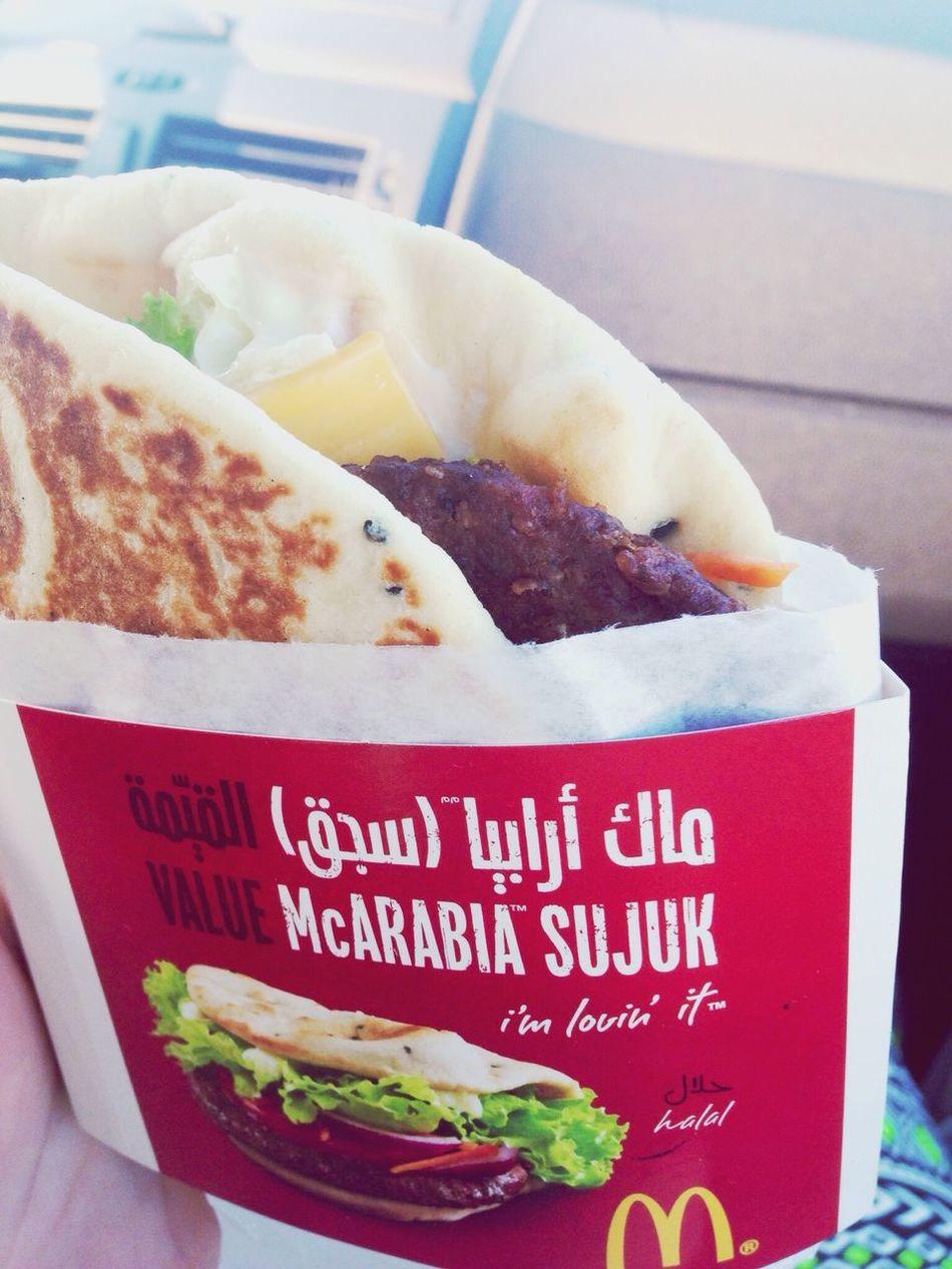 McDonald's Kebab Fast Food