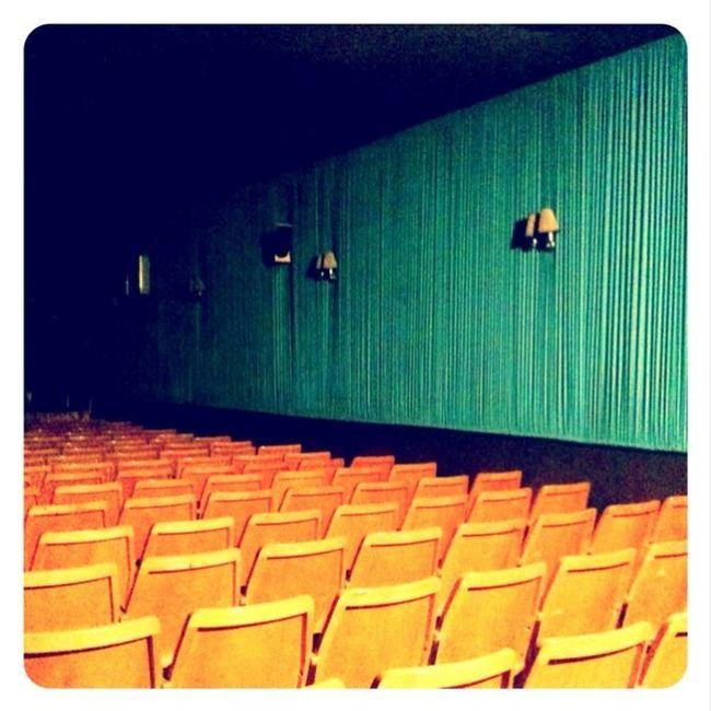 at the cinema #dorfmuseum Dorfmuseum
