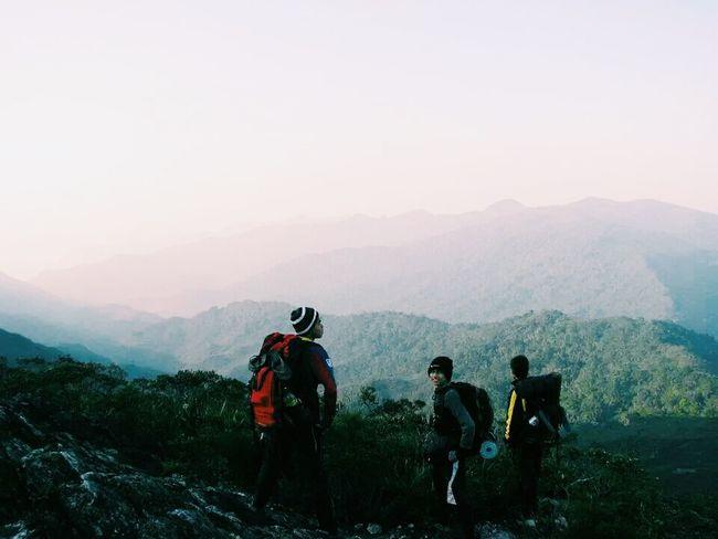 Throwback Gunung Tahan, Taman Negara Hiking Nature Mountain