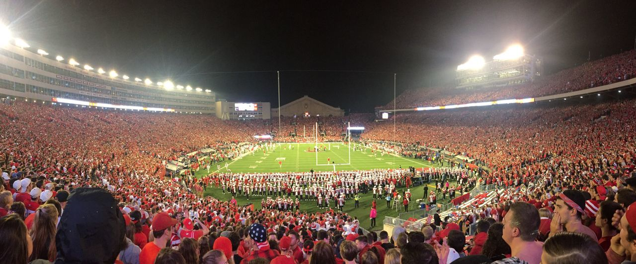 the camp // camp randall|wisconsin