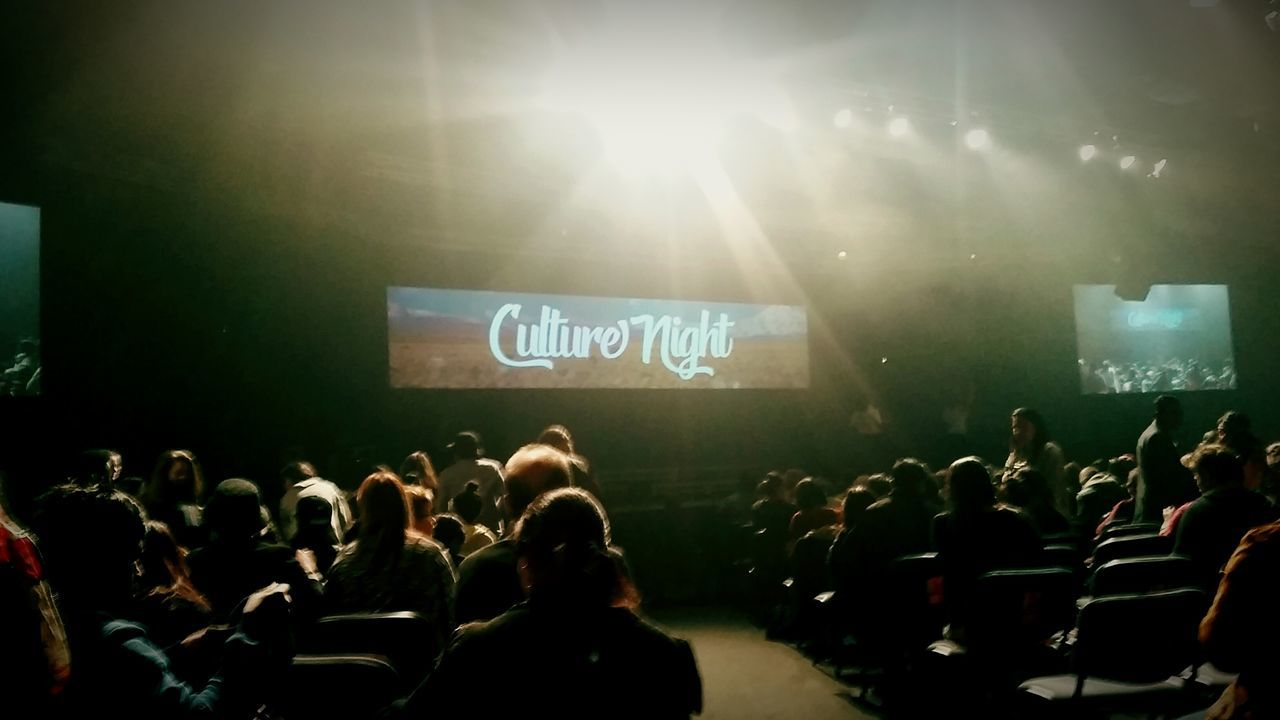 Culture night @ Enjoy Church Praising The Lord Enjoying Life ThankYouLord