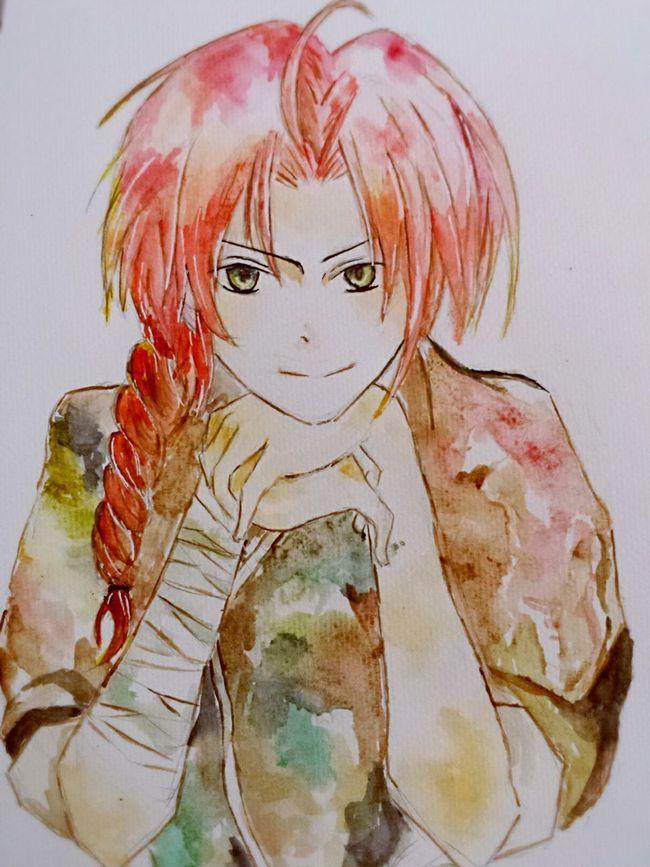 神威『天上天下,为我独尊!』 Doodle Sketch Mangadrawing Anime Painting Drawing 神威 Kamiu 銀魂 Otaku