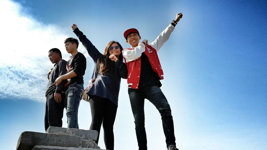 is my life in Great wall