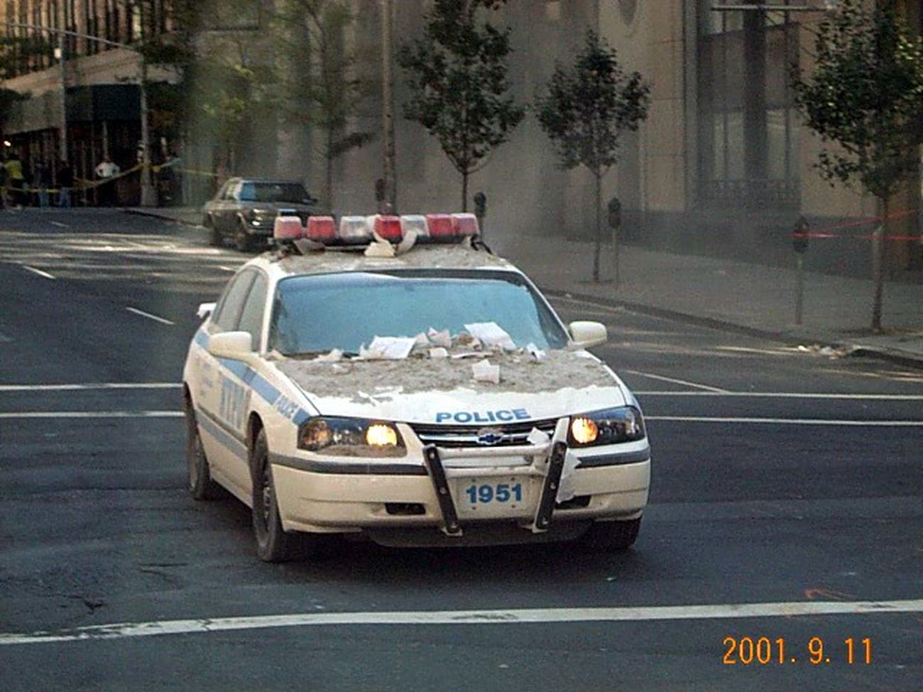 9-11 9-11-2001 9/ 11 911 911worldtradememorial Police Policecar R.I.P To Does Who Died In 9:11 World Trade Center WTC