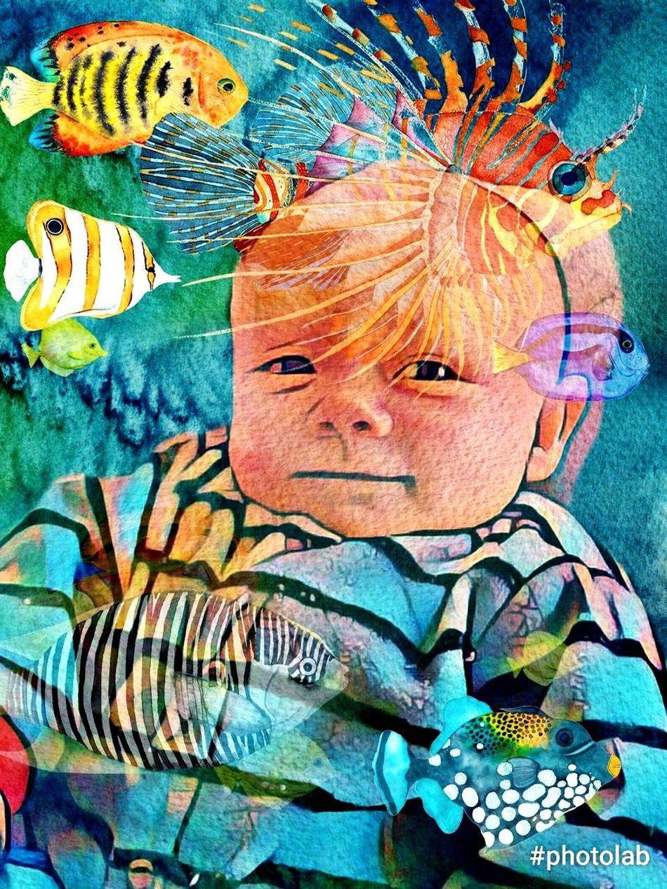 Cut And Paste EyeEmNewHere Jaden Photolabapp Babyboy