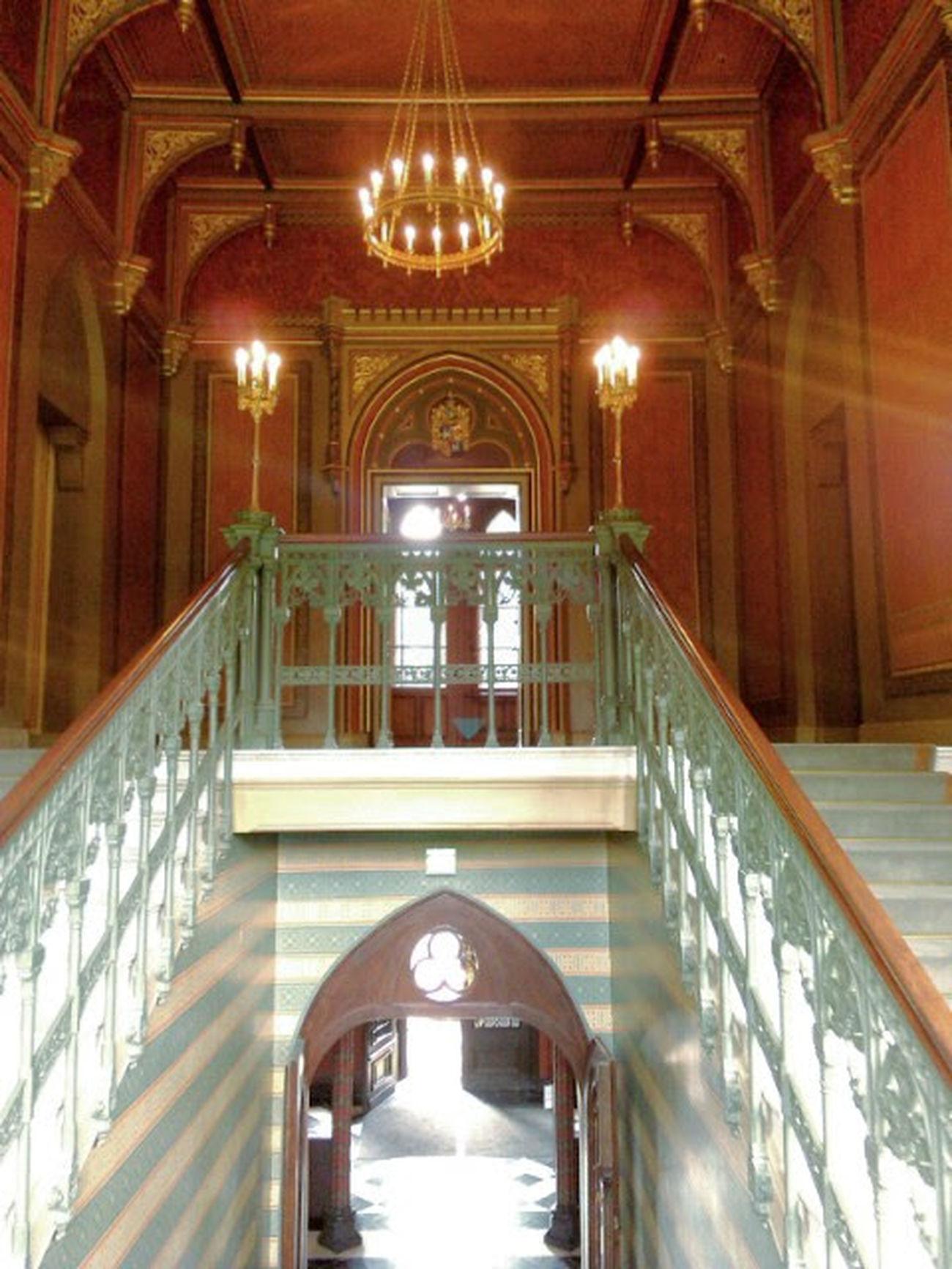 Indoors  Luxury No People Castle Leer (Ostfriesland)