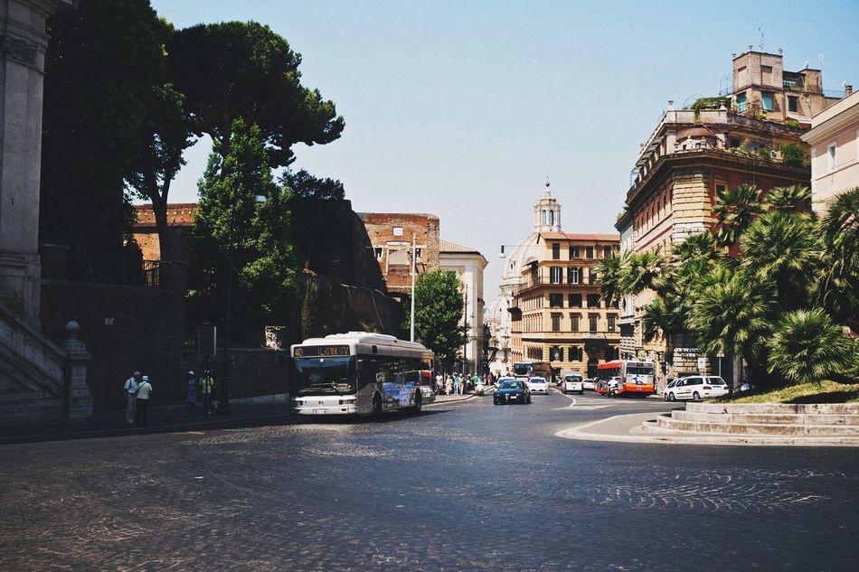 Rome's Streets - VSCO Vscocam Streetphotography Fuji X100s