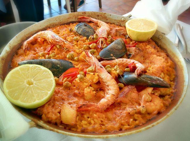 This is life 2!! Chiringuito Playa Paella Food