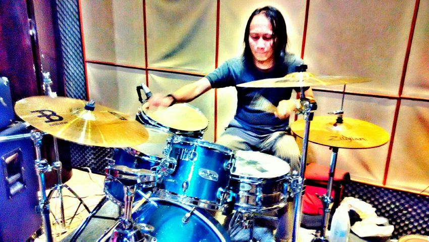 Lets Roll Drumming Rehearsal Groove