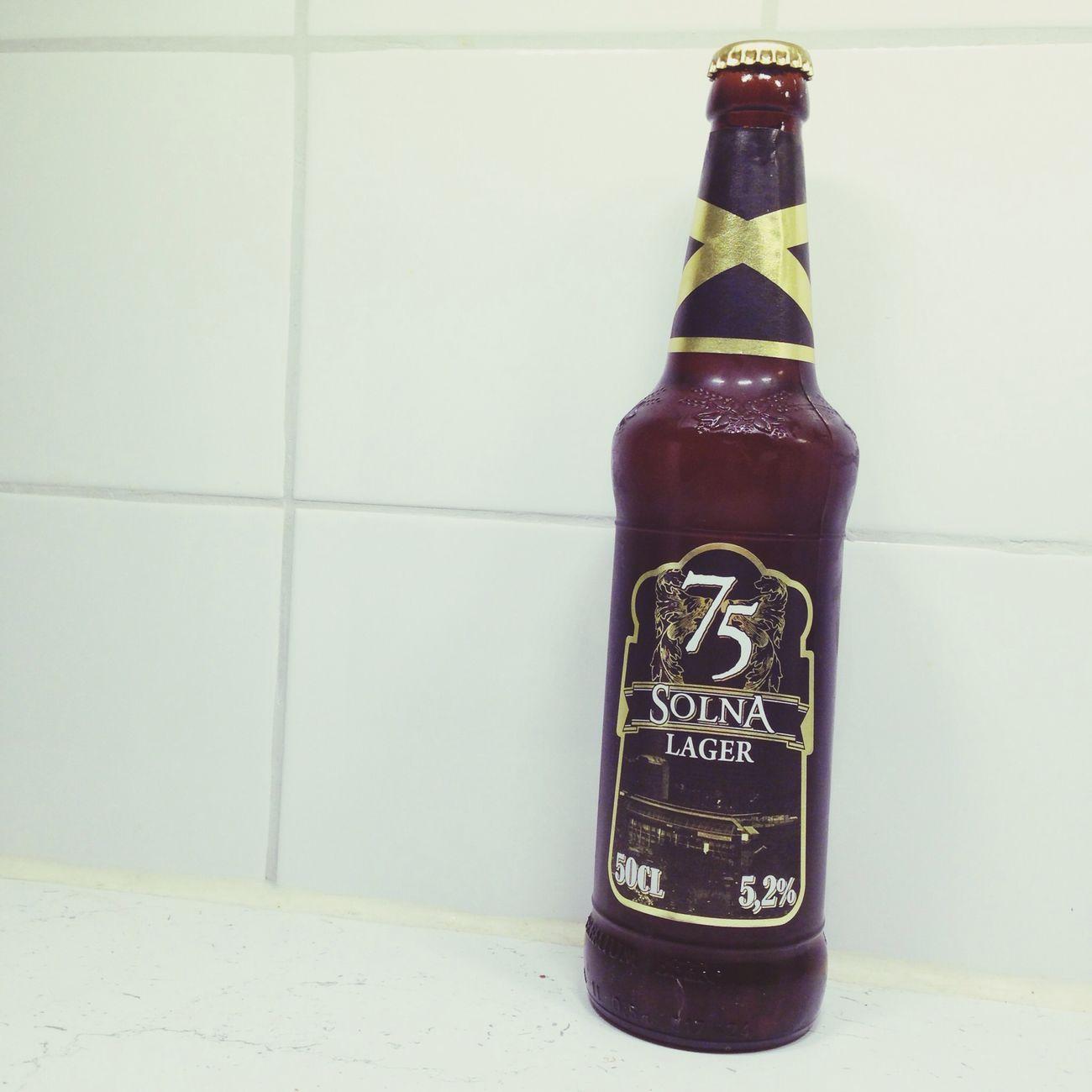 Solna öl i Danderyd