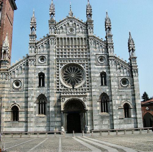 Duomo Di Monza Monza Building Exterior History Culture Spirituality Built Structure Architecture Italy❤️