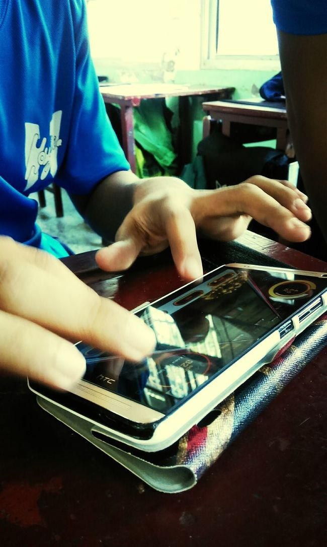 Technology I Can't Live Without Playing Games Cellphones Watching People