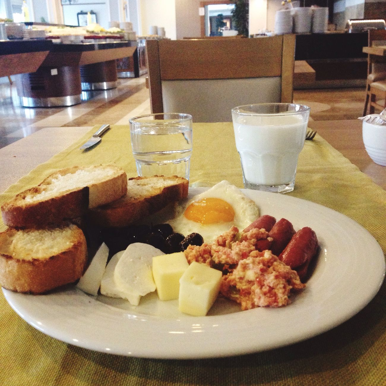 Breakfast Food And Drink Ready-to-eat Plate Table Food Indoors  No People Drink English Breakfast Toasted Bread Freshness Comfort Food Close-up Fried Egg Day Have A Good Day