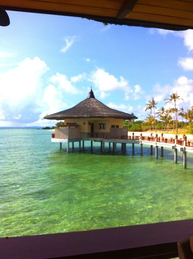 Credited To My Father Beach Beautiful Nature Outdoors Philippines Tropical Climate Vacation Water Waterfront