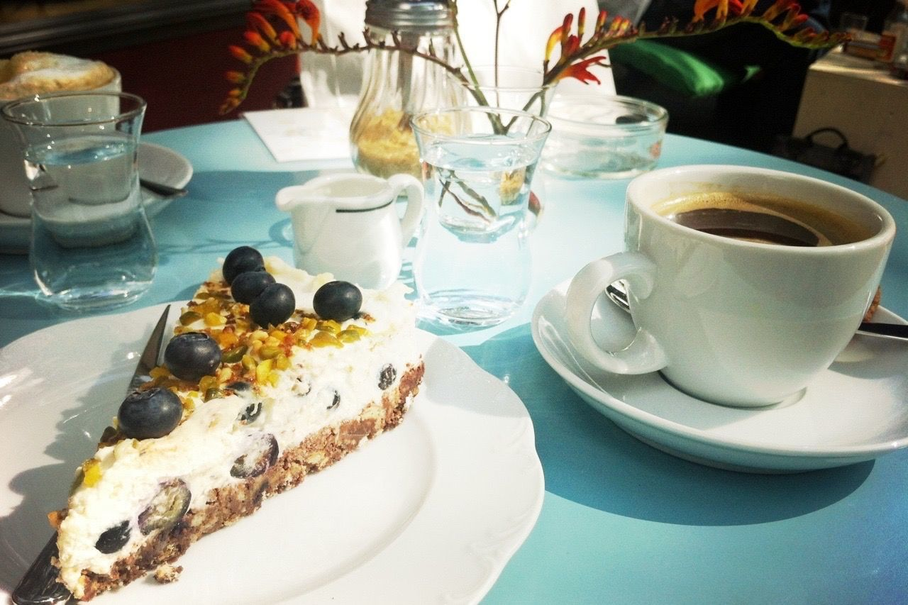 Beautiful stock photos of café, Blueberry, Blueberry Cake, Breakfast, Cafe