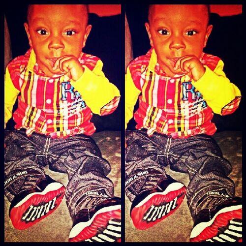 My SON Hayden....