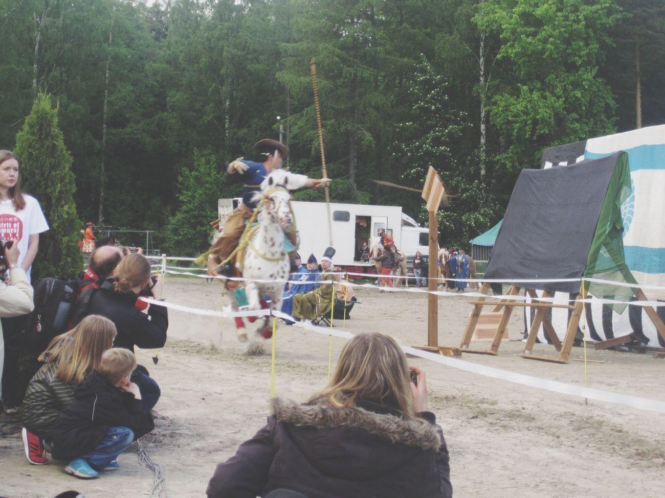 流鏑馬シリーズ。 Yabusame Horse Riding Japanese Archery