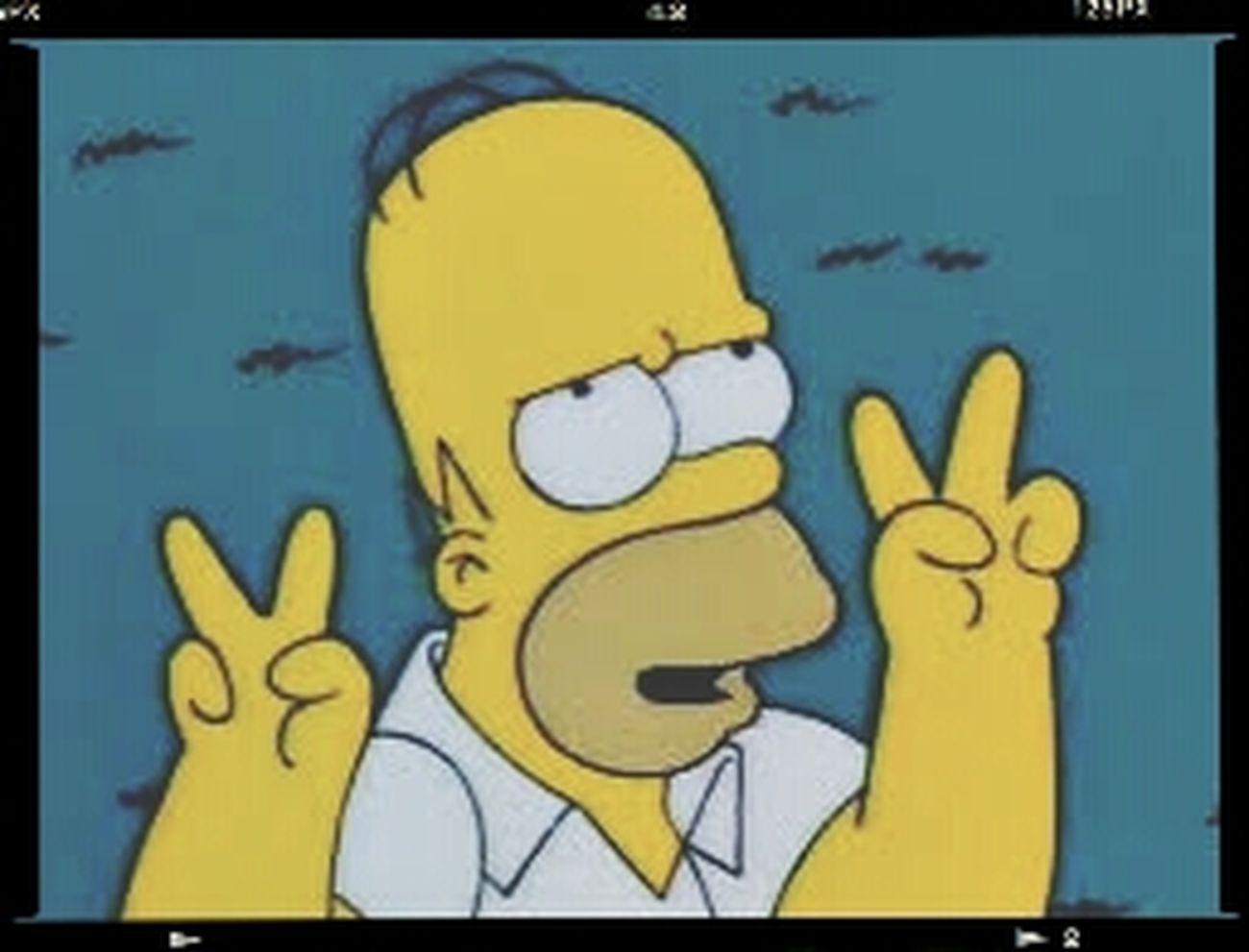 Bc tumblr Grunge Homer HASHTAG Makingfun