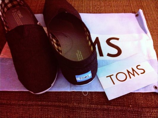 toms in Fort Worth by Brian