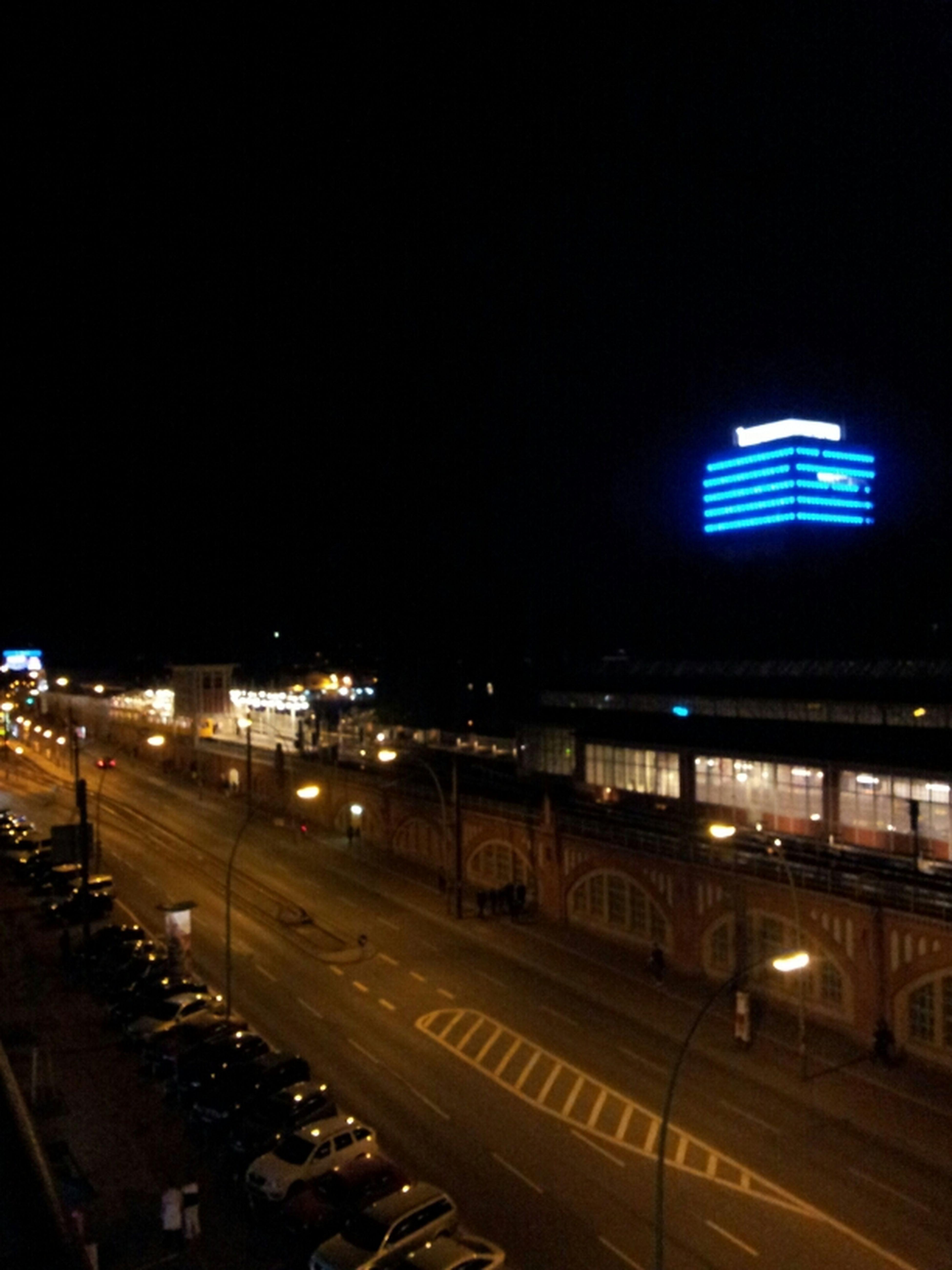 berlin at night! so charming! Berlin