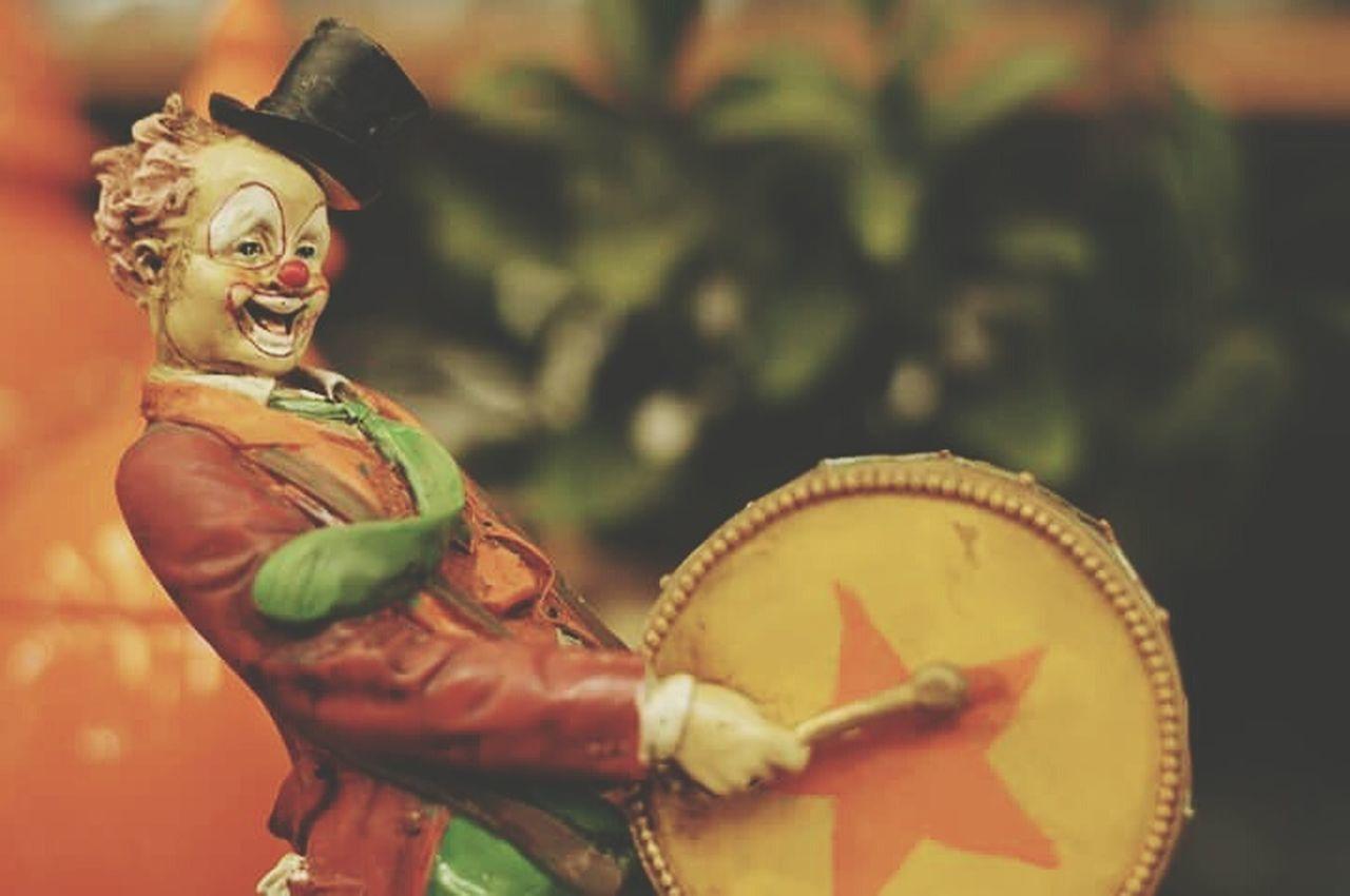 Let's have fun? Clown Clowns Souvenir Souvenirs