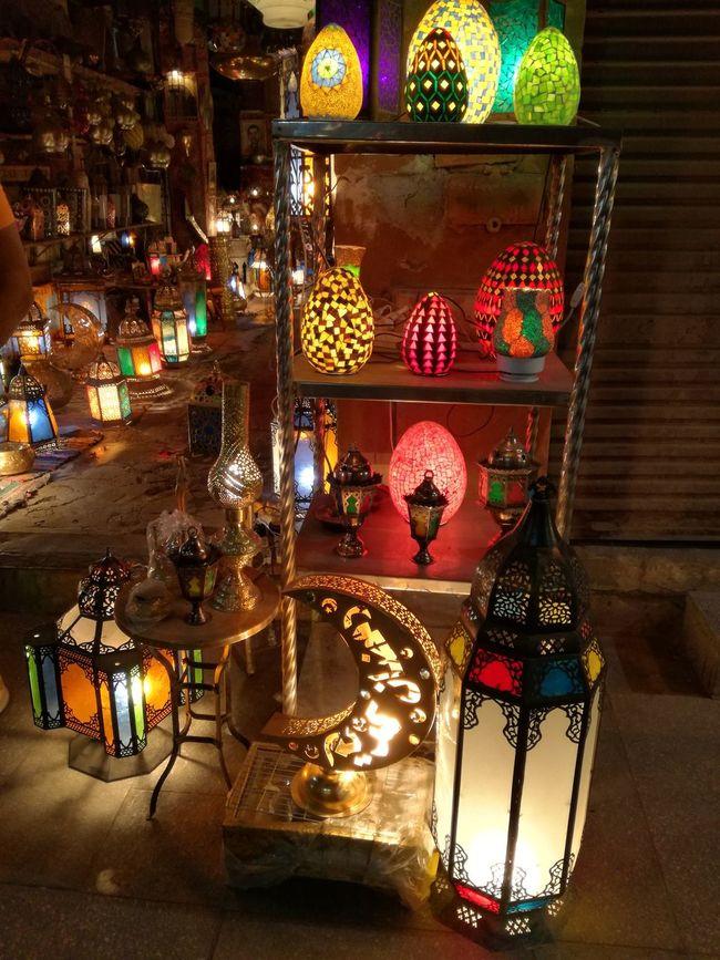 Close-up Egypt El-Moez St. Lighthouse Multi Colored Night No People Old Cairo Ramadan  Ramadan Nights Retail