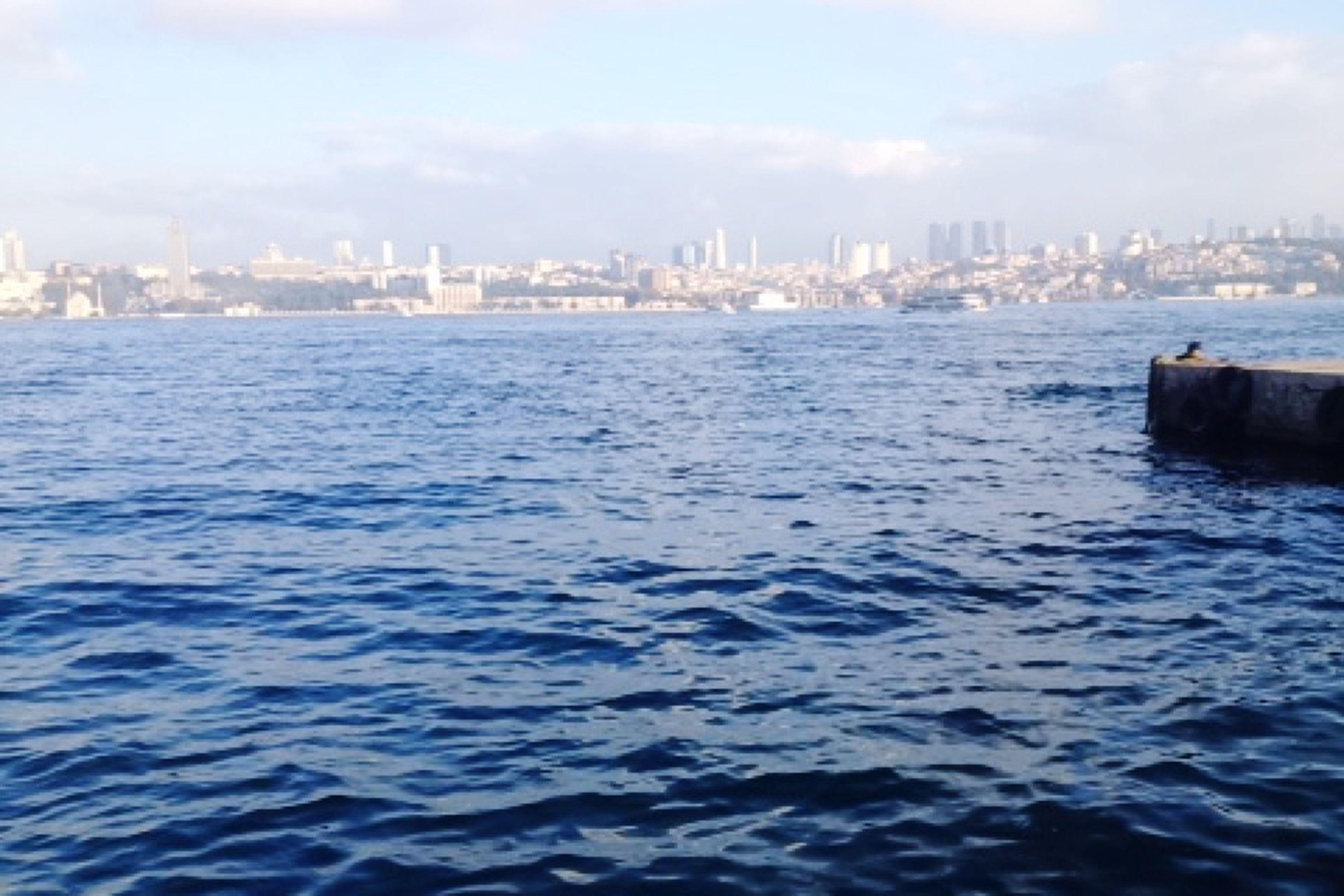Sea Uskudar Istanbul Starting A Trip Gezivekitap http://youtu.be/of6bCgXALxM