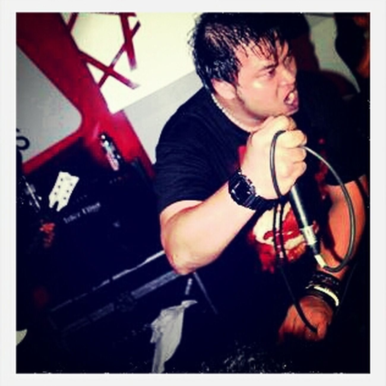 Performance Vocalist Thrashmetalcore TheRiseofBabel