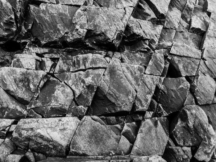 Cliffs Nature Portugal Abstract Beautyinnature  Blackandwhite Close-up Details Nature_collection Pattern Rock - Object Rocks Stack Texturerock