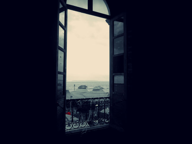 Architecture Built Structure City Cloud - Sky Day Indoors  No People Scenics Town Ver-o-peso Water Window