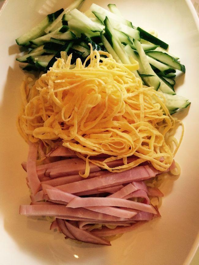 我が家も冷やし中華はじめました! Check This Out Enjoying Life Yammy!!  Lunch Food Summer Of Japan