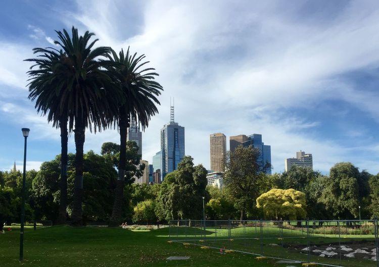 Melbourne Urban Landscape City Exploring Sky Australia The Traveler - 2015 EyeEm Awards