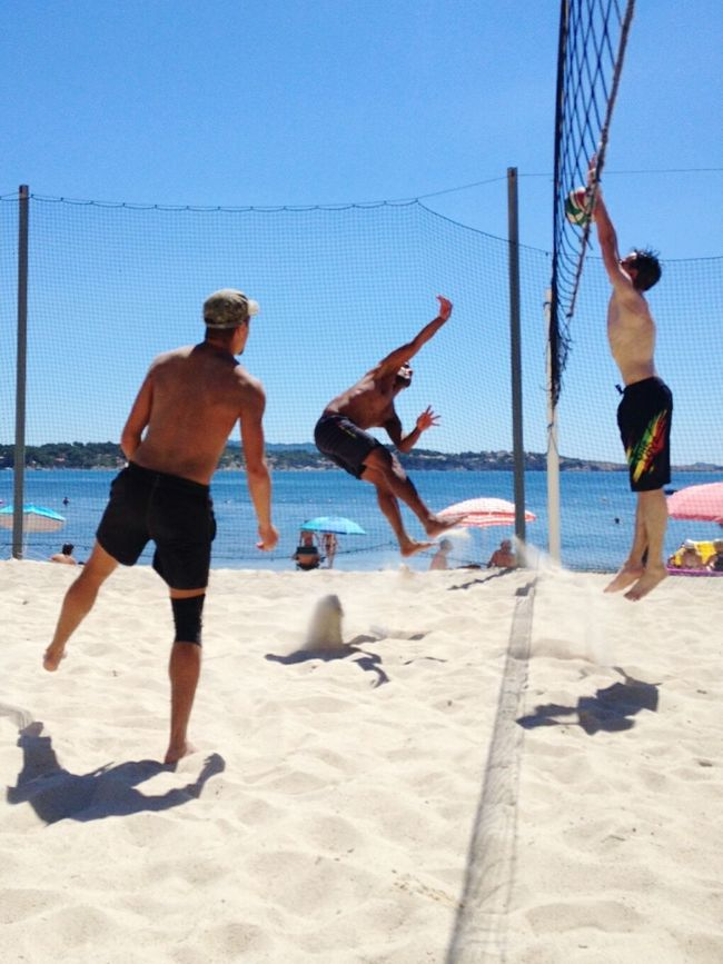 Volleyball Beachvolleyball Volleyball❤ Beach Volleyball Beachvolley