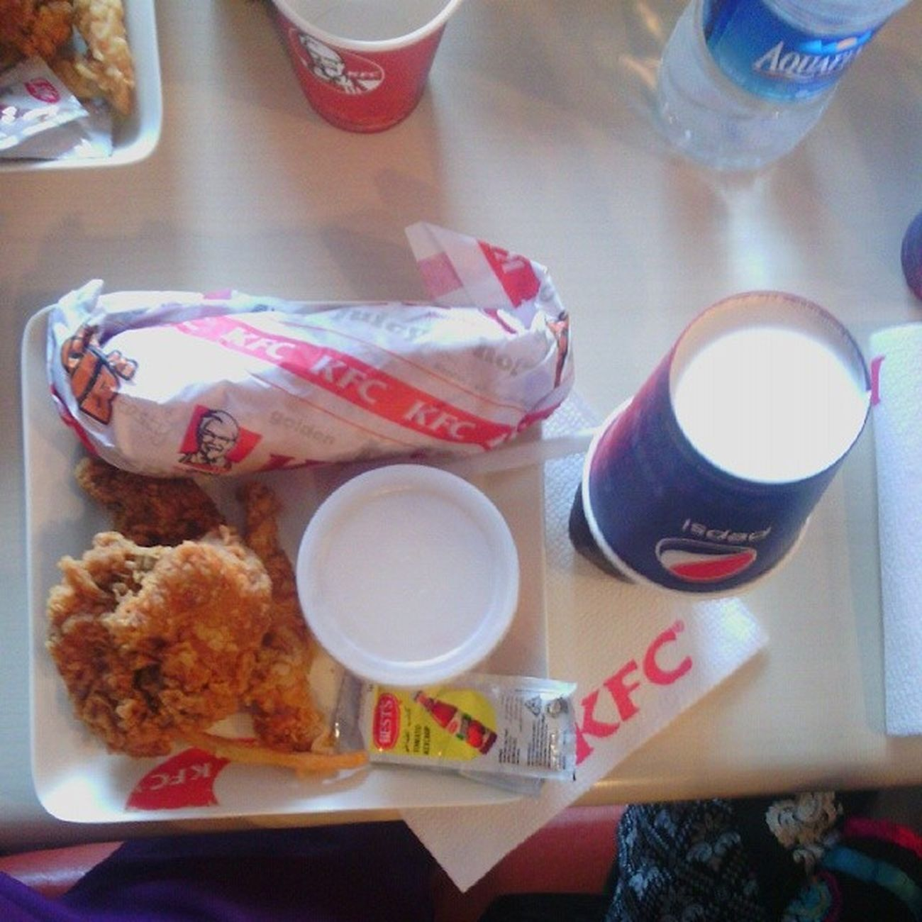 KFC Iftar Funtime Waitingforiftar WaitingforAzan ...