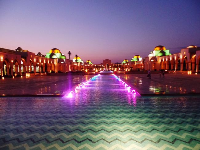 Town Oldtown Lights Colors Beautiful Place My Favorite Place Peaceful